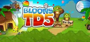 [PC] Bloons TD 5 [Steam] für 2,49€ Bestpreis