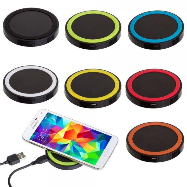 New Qi Wireless Power Pad Charger für 2,40 €, @Ebay