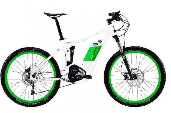 EHLINE WildPeak F250 44cm weiß/grün - wieder verfügbar!