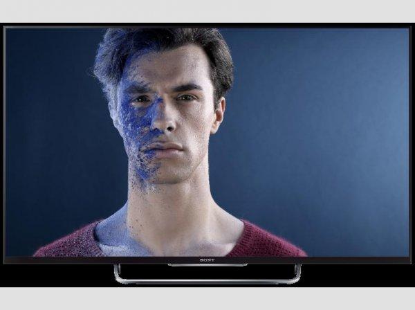 [MediaMarkt] SONY KDL-50W815B 50 Zoll Full HD Smart TV silber, Motionflow XR 600Hz, WLAN, X-Reality PRO, 3D - 599,- Euro inkl. VSK