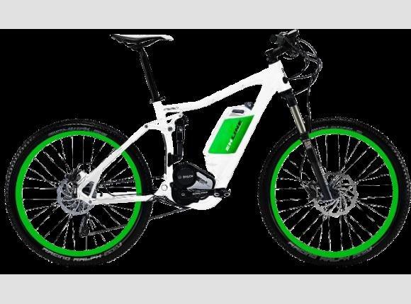 [Mediamarkt] EHLINE WildPeak F250 44cm weiß/grün - wieder verfügbar!