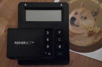 [jacob-computer] ReinerSCT Tanjack SR optic chipTAN/SmartTAN Tangenerator | Paypal 12,50