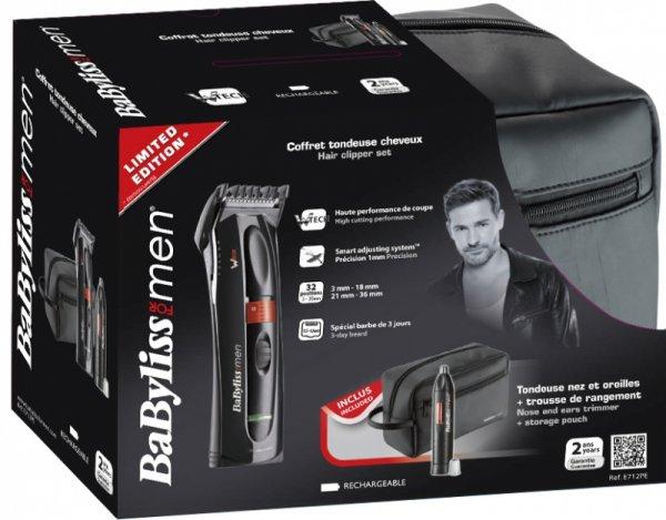BABYLISS Haar-und-Bartschneider-Set E712PME für 24.99€ und BaByliss D321WE Expert Plus (Fön) für 12.99€ bei Penny