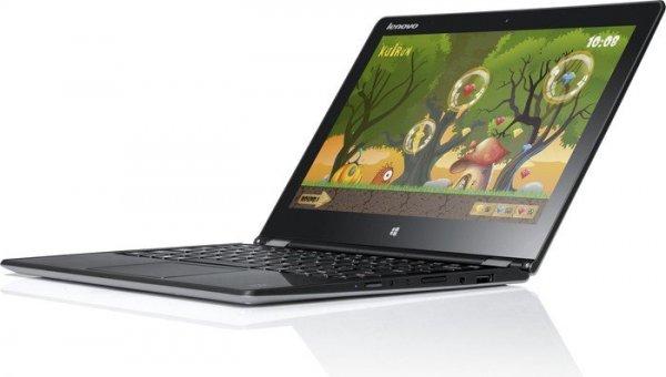 "Lenovo Yoga 3 11 Convertible - Core M, 8GB RAM, 128GB SSD, 11,6"" Full-HD IPS Touch, 1,1kg, 7 1/2 h Akku, Win 8.1 - 549€ @ Cyberport.de"