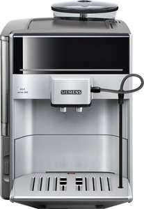 [Amazon] Siemens TE603501DE Kaffeevollautomat EQ.6 series 300 One-Touch in Silber EQ6 (Amazon Tagesangebot)