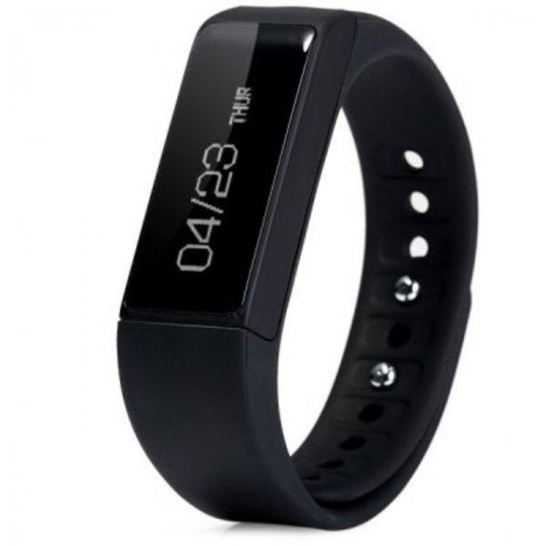 [CN] I5 Plus Smart Watch Bluetooth 4.0 Multifunctional Wristband IP67 zertifiziert Android / iOS komaptibel inkl. Versand @allbuy