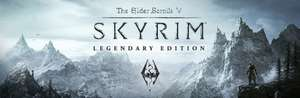 [Steam]The Elder Scrolls V: Skyrim Legendary Edition für 6€ [GMG]