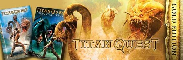 [Steam] Titan Quest Gold [Titan Quest + Immortal Throne] [GMG] für 1,60€