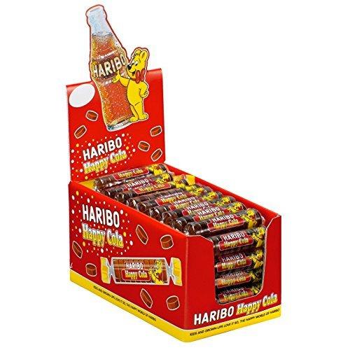 Haribo Fruchtgummi Rolle Cola (500 Stück) für 16,40€ @Amazon Marketplace