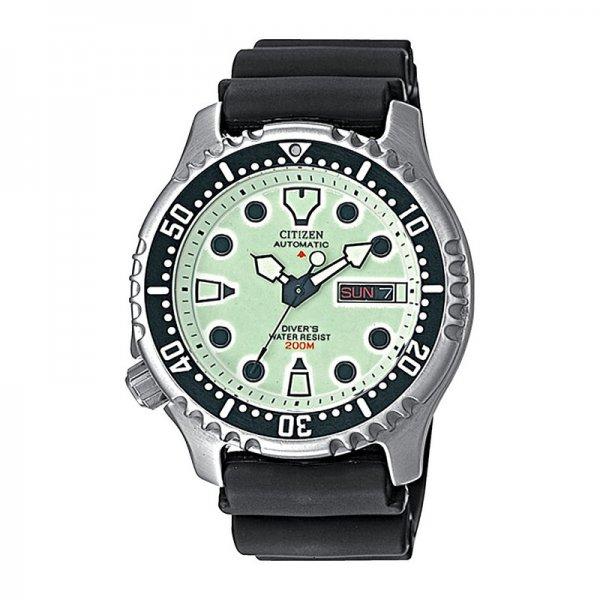 [globetrotter.de] Citizen Promaster Diver NY0040-09W Automatikuhr Wasserdicht bis 20 Bar für 159,95€ incl.Versand!
