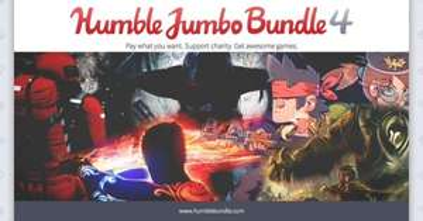 [Steam] Humble Jumbo Bundle 4 @ HumbleBundle