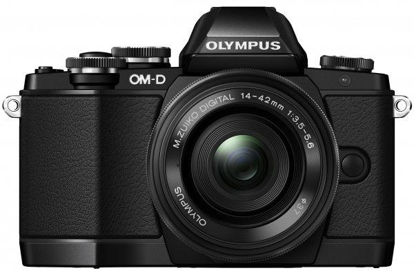 [Amazon] Olympus OM-D E-M10 mit 14-42mm elektr.Zoom (!) inkl. 100€ Amazon-Gutschein