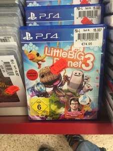 [Real Do-Eving] Little Big Planet 3 PS4 10€