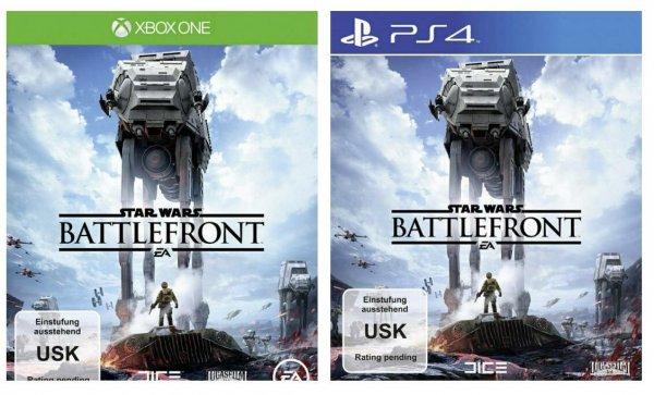[Voelkner.de] Star Wars Battlefront Xbox One / Playstation 4 für 51,07€ (Vorbestellung)