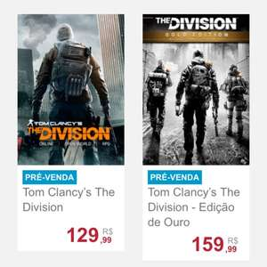 Tom Clancy's The Division vorbestellen bei Nuuvem