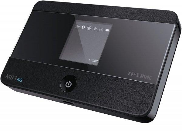 (Cyberport) TP-LINK M7350 4G LTE / 3G UMTS Mobiler WLAN Hotspot Router für 79,90 EUR