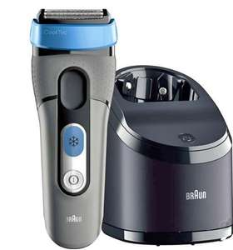 [3% Qipu] Braun CoolTec CT5CC Wet & Dry Nass-/Trocken Rasierer mit Reinigungsstation für 99,99€ @Völkner