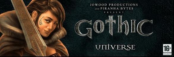 [STEAM] Gothic Universe (Gothic, Gothic II: Gold und Gothic 3) für 3,20€ @ GMG