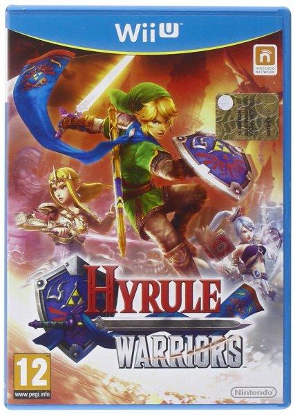 amazon.it - Hyrule Warriors Nitendo Wii U / Deutsch spielbar / Preis: 28,22 € / Vergleichspreis: 37,90 €