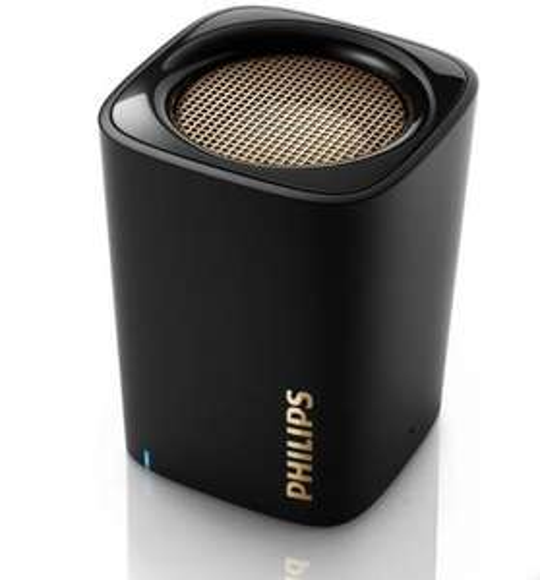 Lautsprecher Philips BT100B für 14,90 inkl. VSK @notebooksbilliger