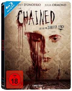 [Media-Dealer] Chained - Blu-Ray - Steelbook für 8,65