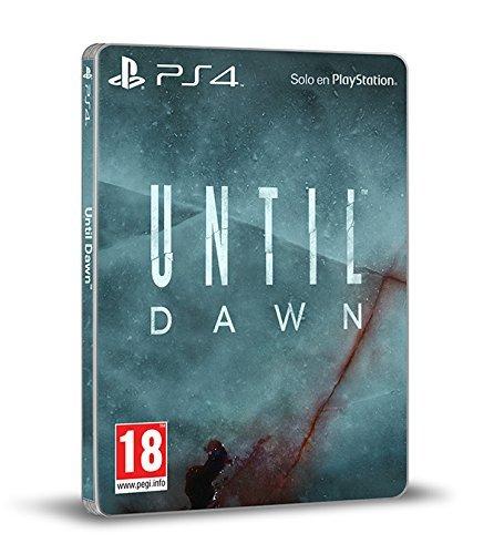 amazon.es - Until Dawn - Special Steelbook Edition / Preis: 62,31 € / Vergleichspreis: 75,99 € / Deutsch Spielbar