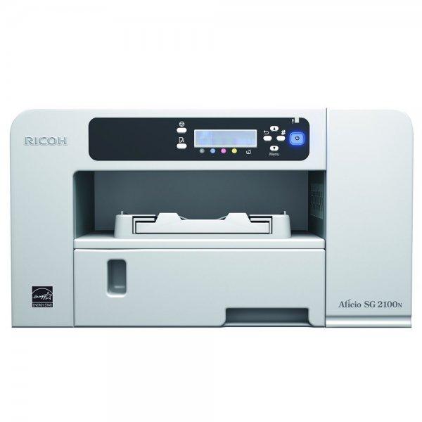 Ricoh Aficio SG 2100N Geljet Drucker für 29,90€ Comtech kostenloser Versand
