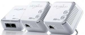 Devolo dLAN 500 WiFi – Network Powerline Adapter Kit
