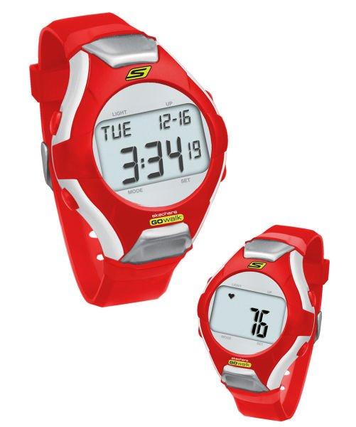 Skechers Go Walk Fittnes Uhr mit Pulsmesser für 17,55 Euro inkl. VK