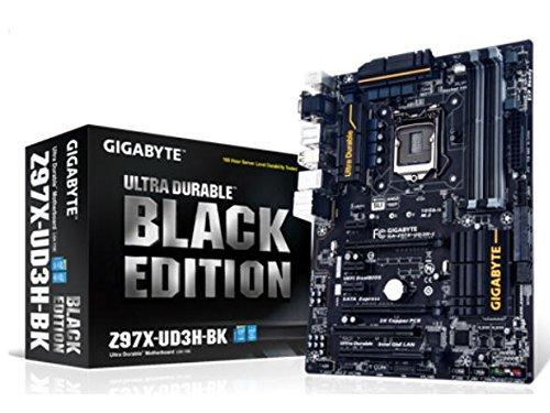 @@@ ABGELAUFEN @@@    [PREISFEHLER?] Gigabyte GA-Z97X-UD3H-BK (Black Edition) – Mainboard - 50,90€