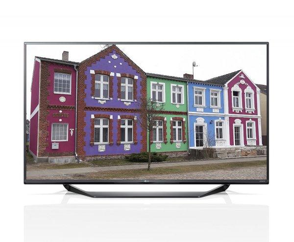 LG Electronics 49UF675V 49'' - gut ausgestatteter UHD TV ohne 3D und Kurven für 769 € [Alternate@eBay]