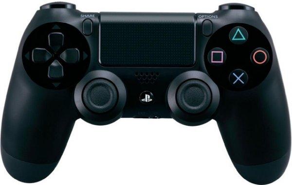 16% Rabatt Sony PS4 Controller schwarz 45,95€