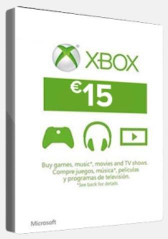[G2A.com] Xbox live Guthabenkarte Wert 15€ für 9,69€ (36% Rabatt)