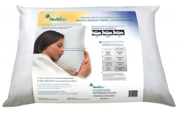Mediflow Wasserkissen 50 x 70 cm für 29,90€ oder im Doppelpack 40 x 80 cm für 49,90€ @Amazon.de