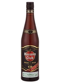 Havana Club Rum - 7 Jahre (vielleicht regional)