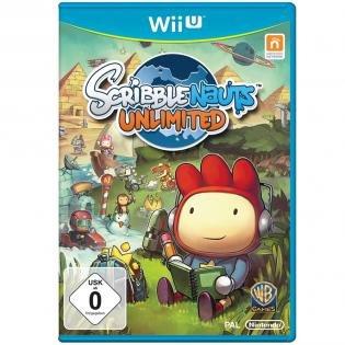 (Redcoon) Scribblenauts Unlimited Wii U