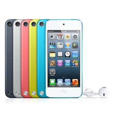 [refurbished] iPod touch 5G - 16GB - 169€; 32GB - 189€; 64GB - 239€ @ Apple.de