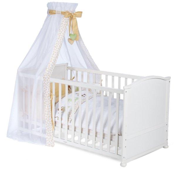 @Amazon WHD: Roba 0391W-3 V72 Komplettangebot Kombi-Kinderbett Lukas weiß + Zubehör für 58,74€