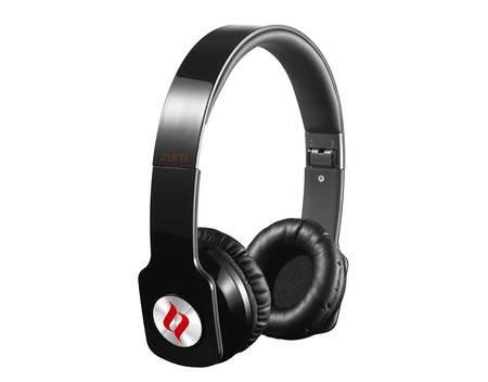 Noontec Zoro Professional Kopfhörer On-Ear schwarz für 33,33€ @ Allyouneed
