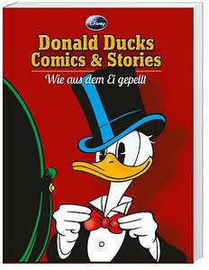 Donald Duck Comics & Stories (15 Comics) für 4,99€ @Weltbild