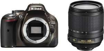 [Lokal - Berlin Alexanderplatz] Nikon D5200 + 18-105 VR