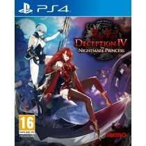 (PS4) Deception IV: The Nightmare Princess für 39,69 €