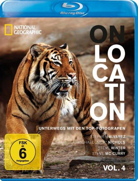 On Location Teil 4 - National Geographic [Blu-ray] für 3,99€ @Amazon.de (Prime)