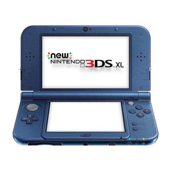 [Lokal Berlin Alexanderplatz] New 3DS XL Blau