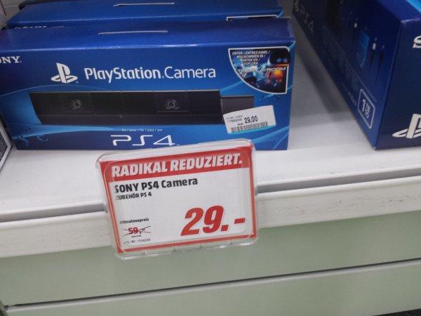 (MediaMarkt Zella Mehlis) Playstation 4 Kamera für 29€