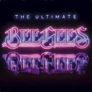 Amazon Prime : The Ultimate Bee Gees Doppel-CD  Inklusive kostenloser MP3-Version dieses Albums Nur 4,99 €
