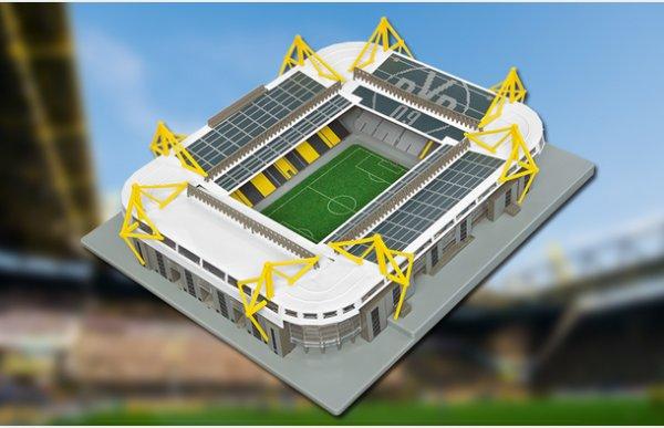 BVB Fan Deal: 50% Rabatt - Stadionmodell für 39,95€ (zzgl. VSK) anstatt 79,95€ bis Freitag um 12:00 Uhr