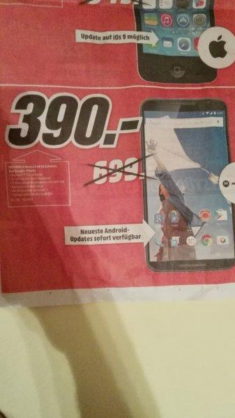 Nexus 6 64Gb(blau)(Lokal Media Markt Mannheim)