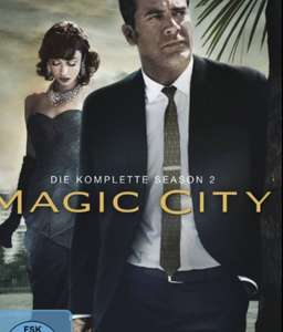 Magic City Staffel 2 amazon.de 9,99€prime