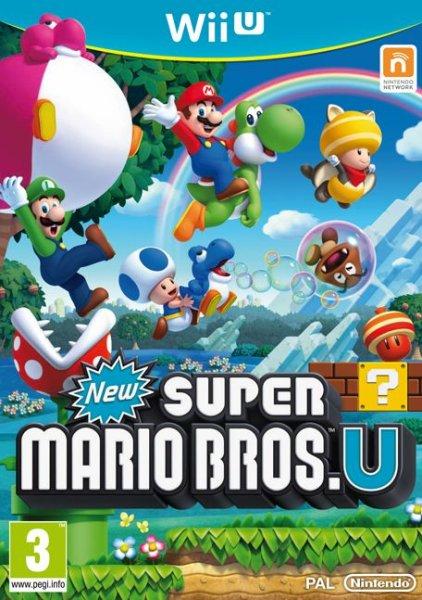 New Super Mario Bros. U [UK Import] - 24,99€ @ Amazon Marketplace (Versand durch Amazon)
